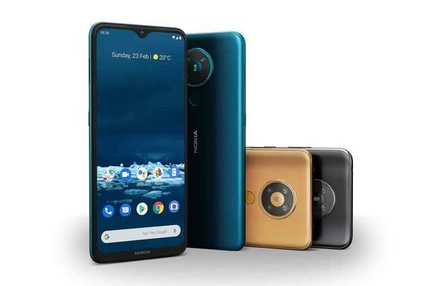 Do českých obchodů míří Nokia 5.3. Vyjde na 5 399 Kč