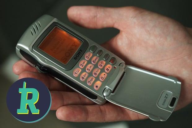 Retro: Sony CMD-Z7 – elegán ovládnutelný jedním prstem