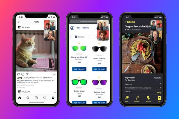 Facebook Messenger se naučil sdílení obrazovky. Funkce je dostupná pro iOS i Android