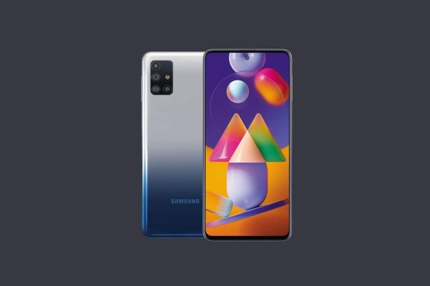 Samsung Galaxy M31s nabídne Infinity-O displej a 6 000mAh baterii