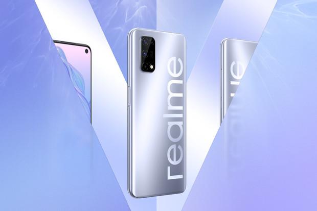 Prohlédněte si Realme V5 na nových snímcích. 5G smartphone se představí 3. srpna