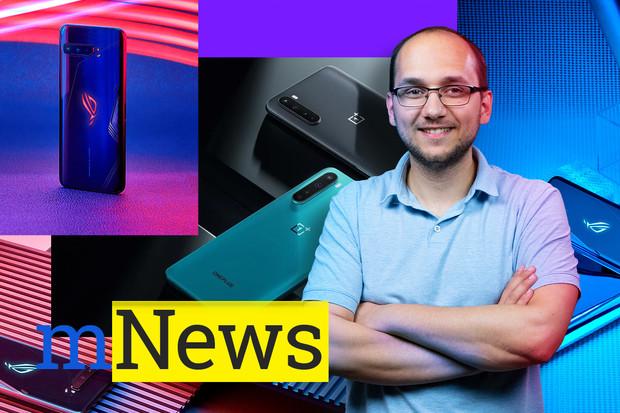 OnePlus zase zabíjí konkurenci, ROG Phone 3 je herní dělo