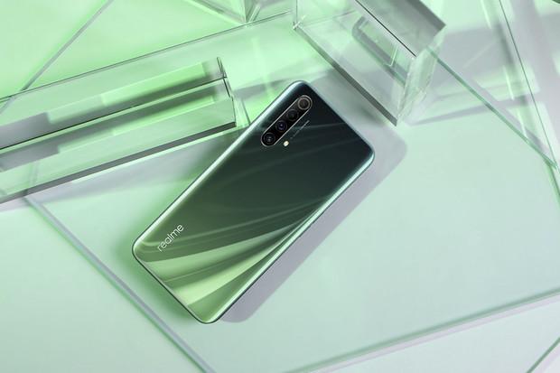 Blesková soutěž o právě představenou novinku Realme X50