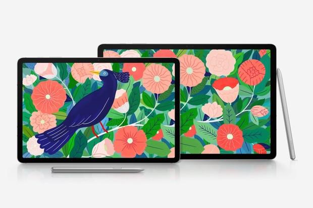 Známe všechny informace o tabletech Samsung Galaxy Tab S7