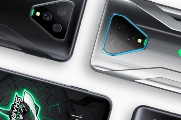 Black Shark 3S nabídne pokročilé možnosti ovládání včetně klávesnice a myši