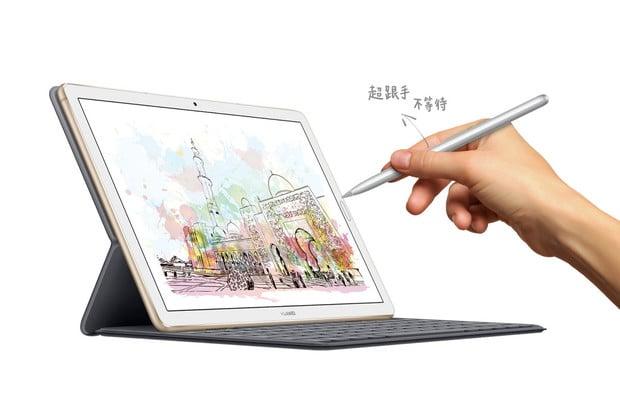 Huawei MatePad 10.8 je tablet s Kirinem 990 a 4 reproduktory