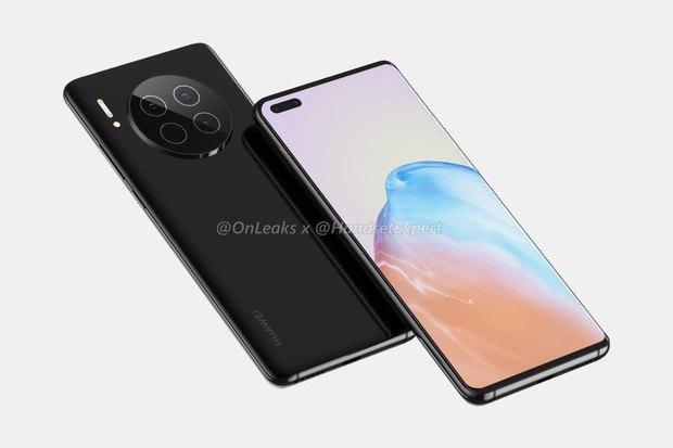 Řada Huawei Mate 40 dorazí podle známého leakera až v příštím roce