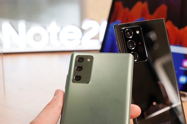 Jak fotí Samsung Galaxy Note20 Ultra? Ukázka 5× teleobjektivu i 108Mpx snímače