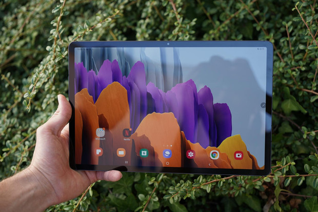 Samsung Galaxy Tab S7+: špičkově vybavený tablet pro práci i zábavu
