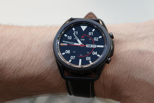 Několikadenní dojmy z elegantních hodinek Samsung Galaxy Watch3