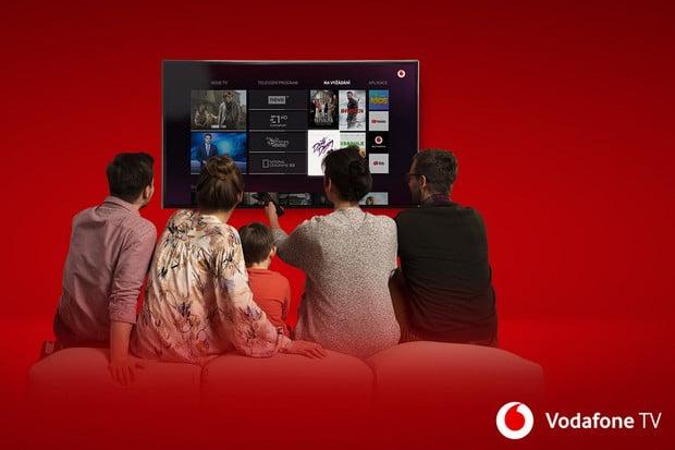 Vodafone opět zprovoznil zpětné zhlédnutí u jeho kabelové TV