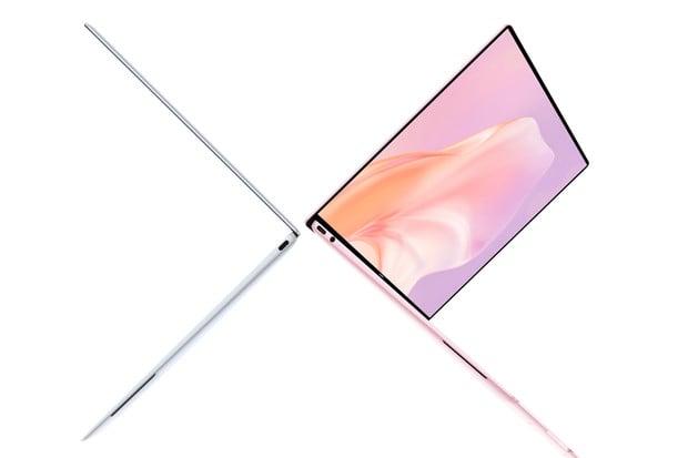 Huawei MateBook X oficiálně: tenké tělo a na tlak citlivý touchpad à la MacBook Air
