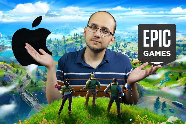 Apple vs. Epic: kdo se chová jako gangster?