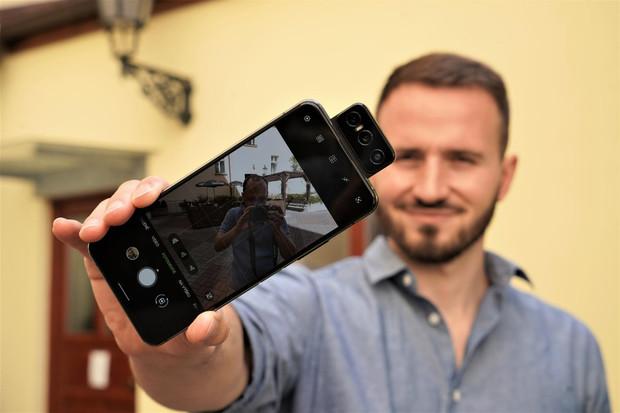 ASUS ZenFone 7 Pro umí nově natáčet 120FPS videa ve 4K