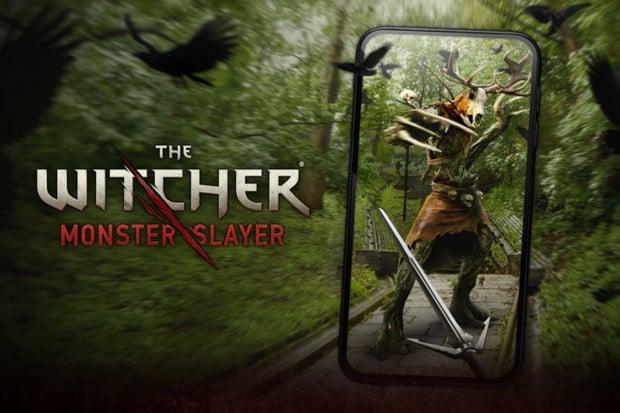 The Witcher: Monster Slayer se stane další RPG hrou s rozšířenou realitou