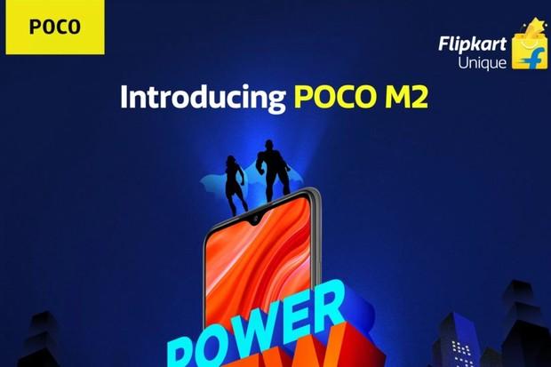 V hlavní roli velký displej a vysoký výkon, takové bude Poco M2