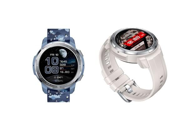 Honor Watch GS Pro: hodinky s obří baterií, AMOLED displejem i GPS