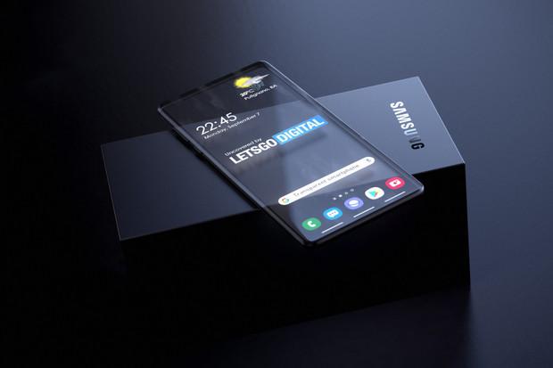 Chystá Samsung průhledný telefon?