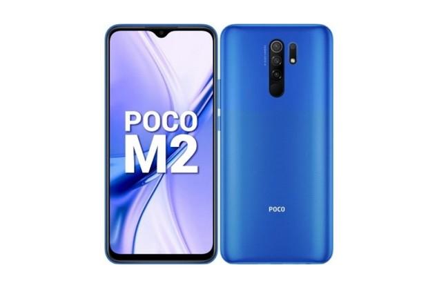 Poco M2 chce zaujmout nízkou cenou a dlouhou výdrží