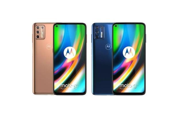 Motorola Moto G9 Plus je oficiální. Má obří displej a velkou baterii