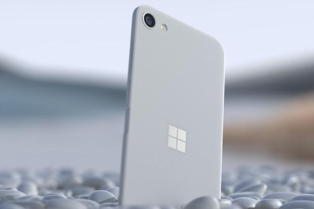Jak by mohl vypadat smartphone od Microsoftu?