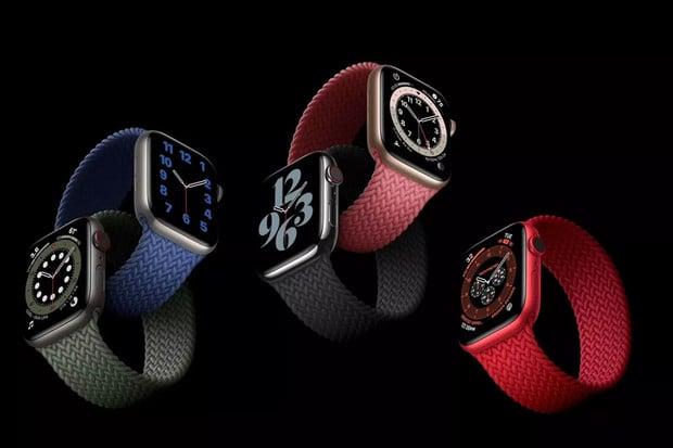 Apple Watch 6 oficiálně: nové barvy a důraz na zdraví uživatele