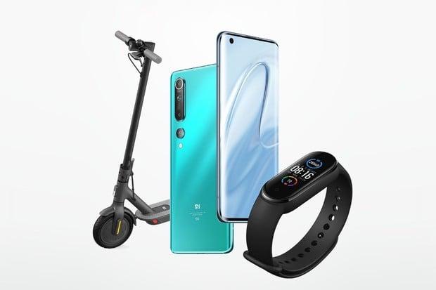 Xiaomi sráží ceny na minimum. Levnější jsou telefony i nový Mi Band 5