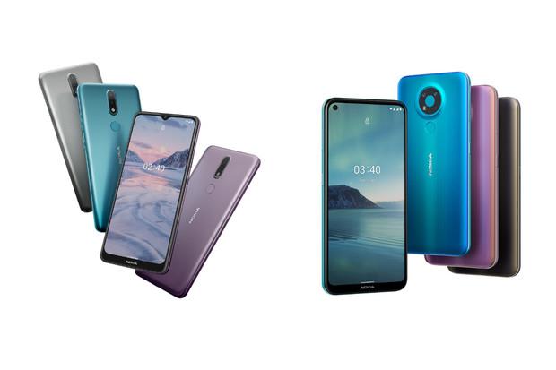 Nokia vytáhla do boje proti levné konkurenci zČíny. Představila Nokie 2.4 a 3.4