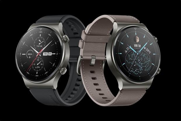Bezdrátová sluchátka zdarma. Předobjednejte si nové Huawei Watch GT 2 Pro