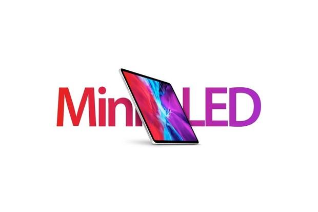 Apple hodlá nasazovat miniLED displeje. Prvně takový uvidíme v iPadu Pro
