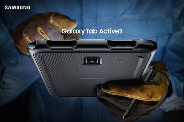 Odolný Galaxy Tab Active3 se bude prodávat i v ČR. Známe jeho cenu