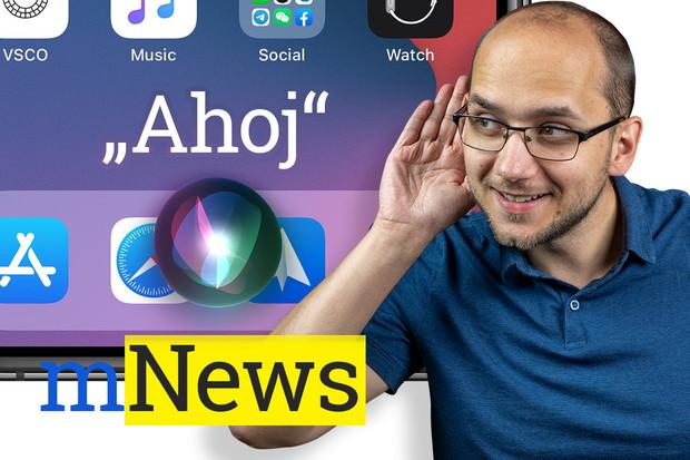 Novinky od Googlu + naučí se Siri česky?