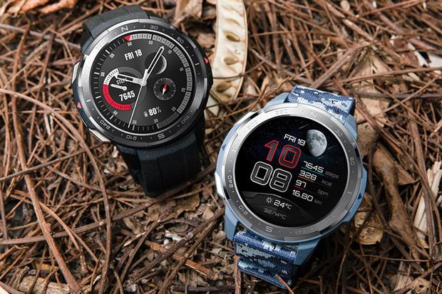 Honor Watch GS Pro a Watch ES míří na český trh. Cenově potěší