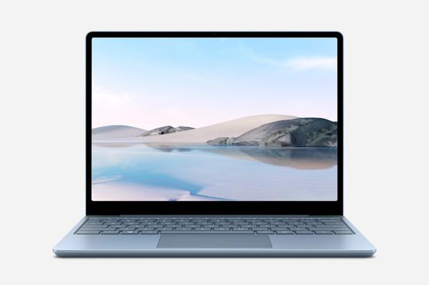 """Microsoft představil kompaktní Surface Laptop Go s12,4"""" displejem a čtečkou prstů"""