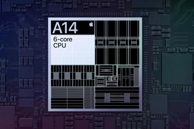 Procesor Apple A14 z nového iPadu Air prošel prvním benchmarkem. Výsledky ohromí