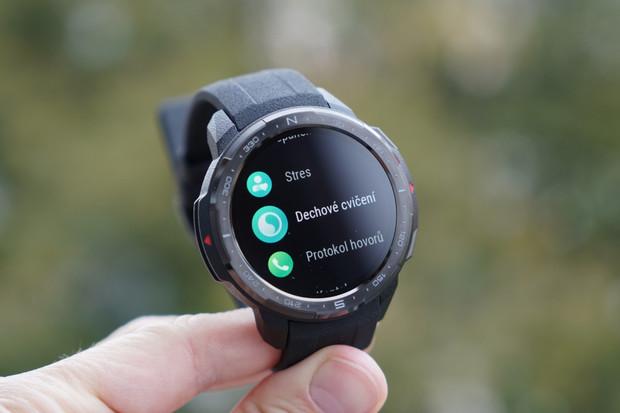 Chytré hodinky Honor Watch GS Pro ve velké slevě. Pořídíte je za 4 tisíce korun