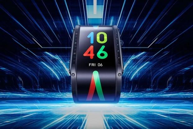 Nejoriginálnější chytré hodinky s obřím displejem? Přivítejte nubia Watch