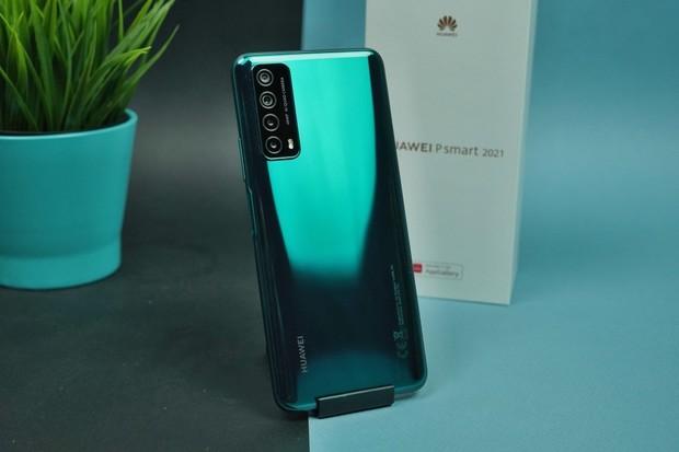 Testujeme Huawei P Smart 2021. Telefon pro příští rok, který postrádá výkon i NFC