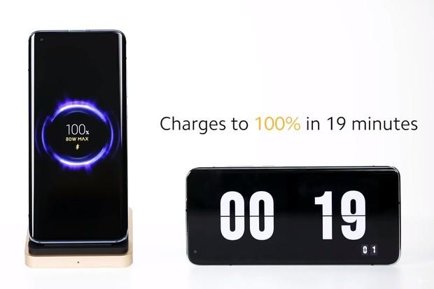 Zahoďte kabely, Xiaomi vám telefon bezdrátově nabije za 19 minut