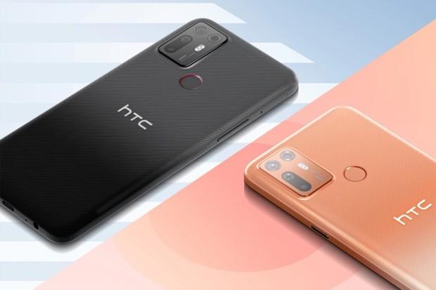 HTC Desire 20+ láká na 4 fotoaparáty a  Snapdragon 720G