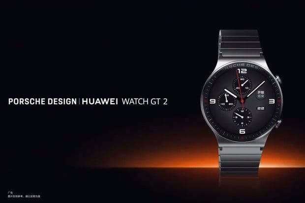 Chytré hodinky Huawei Watch GT 2 představeny ve verzi Porsche Design