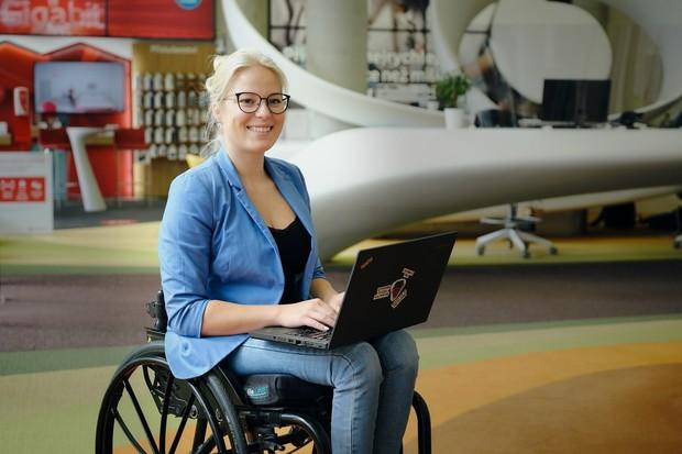 Vodafone vylepšuje tarify pro osoby se zdravotním postižením
