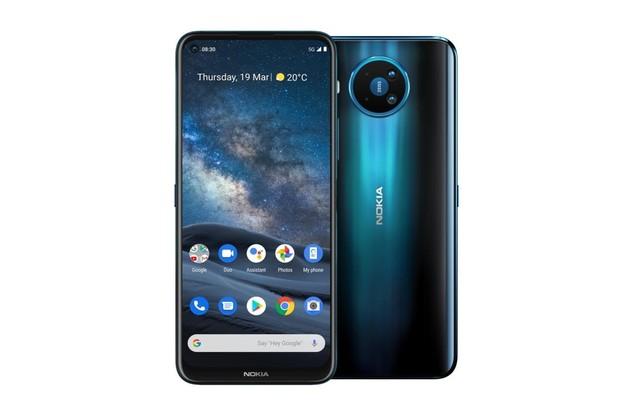 Nokia 8.3 dorazila po půl roce na český trh. Cena je extrémně vysoká