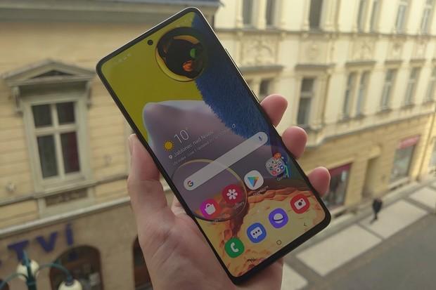 Vyzkoušeli jsme Samsung Galaxy A51 5G. Jak se liší od Galaxy A51?