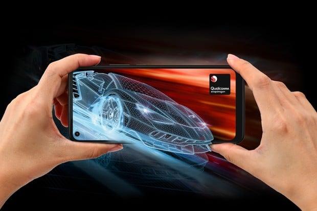 Motorola Moto G9 Power má téměř 7palcový displej a velkou baterii