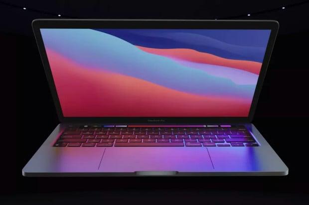 """Apple odhalil 13"""" MacBook Pro s procesorem M1. Novinka překvapí dlouhou výdrží"""