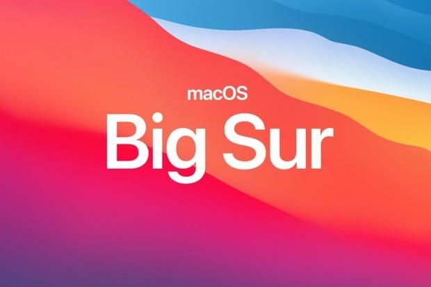 Apple macOS 11 Big Sur přichází. Aktualizaci si můžete stáhnout již dnes