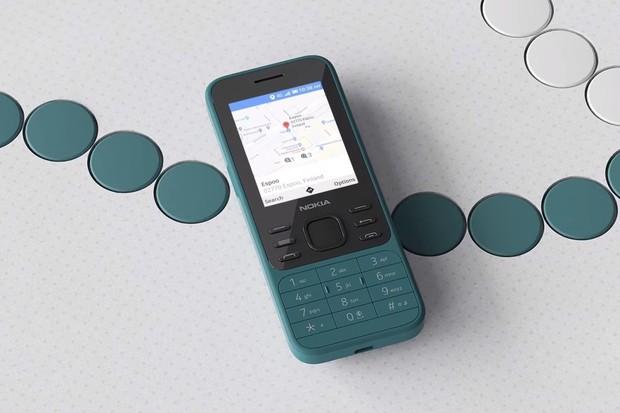 Nokia 6300 4G vás propojí se světem. Legendě však čest neudělá