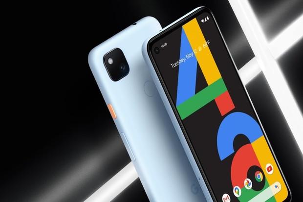 Google vypustil Pixel 4a v nové světle modré variantě