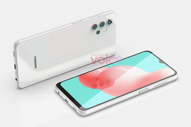Samsung Galaxy A32 5G se blíží. Zaujme inovovaným vzhledem